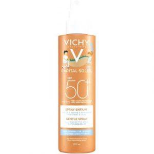 Спрей солнцезащитный Vichy Мультипозиционный для детей SPF50