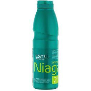 Средство для биозавивки Estel №2 Niagara для нормальных волос