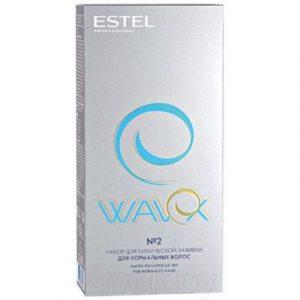 Средство для химической завивки Estel Wavex для химической завивки для нормальных волос №2