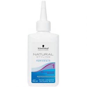 Средство для химической завивки Schwarzkopf Professional Natural Styling Hydrowave Glamour 1 Perm Lotion