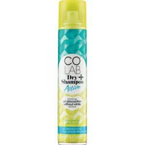 Сухой шампунь для волос Colab Active