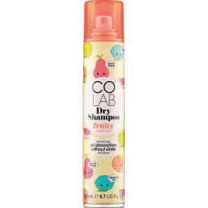 Сухой шампунь для волос Colab Fruity