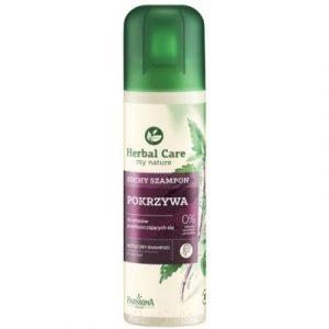 Сухой шампунь для волос Farmona Herbal Care Крапивный для жирных волос