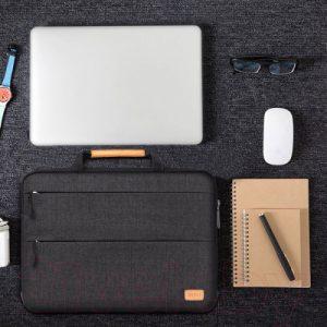 Сумка для ноутбука WiWU Smart Stand до 13