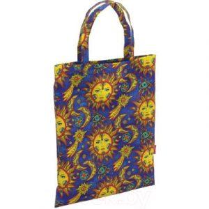Сумка-шоппер Erich Krause 10L Art Sun / 48898