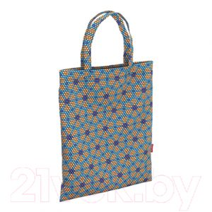 Сумка-шоппер Erich Krause 10L Blue&Orange Beads / 51865