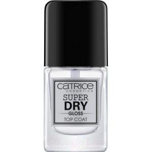 Сушка для лака Catrice Super Dry Gloss верхнее покрытие