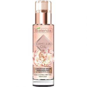 Сыворотка для лица Bielenda Camellia Oil эксклюзивная омолаживающая