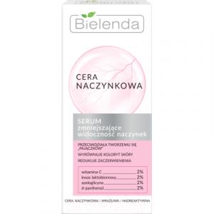 Сыворотка для лица Bielenda Capillary Skin для уменьшения видимости капилляров