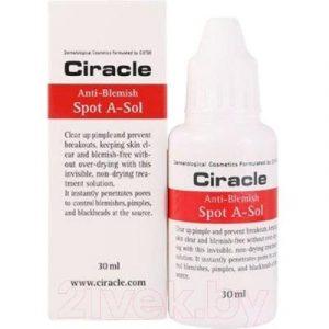 Сыворотка для лица Ciracle Anti-acne Anti-blemish Spot A Sol