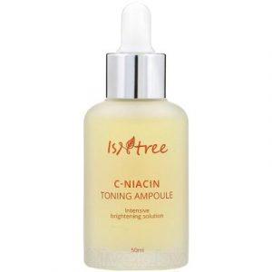 Сыворотка для лица IsNtree C-Niacin Toning Ampoule