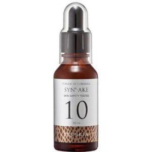 Сыворотка для лица It's Skin Power 10 Formula Syn-Ake против морщин