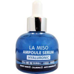 Сыворотка для лица La Miso Ампульная с гиалуроновой кислотой