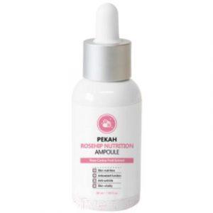 Сыворотка для лица Pekah Питательная с экстрактом шиповника