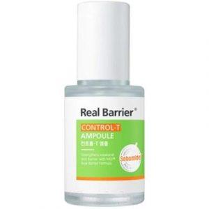 Сыворотка для лица Real Barrier Control-T Для проблемной и/или жирной кожи