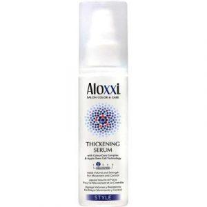 Сыворотка для укладки волос Aloxxi Thickening Serum легкой фиксации