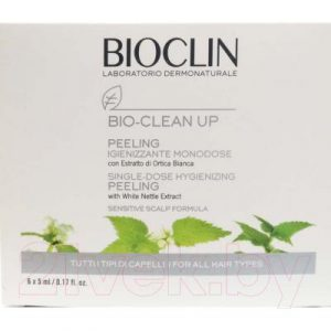 Сыворотка для волос Bioclin Bio-Clean Up для всех типов волос