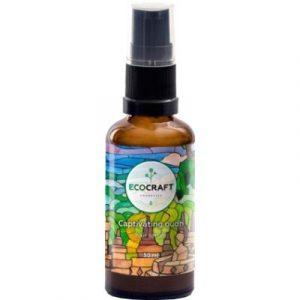 Сыворотка для волос EcoCraft Пленительный уд серум для блеска и гладкости волос