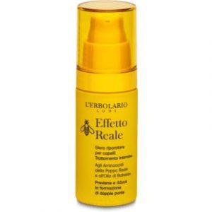 Сыворотка для волос L'Erbolario Реальный эффект Восстанавливающая против секущихся кончиков