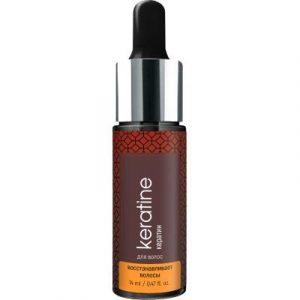 Сыворотка для волос Pharma Group Натуральный кератин