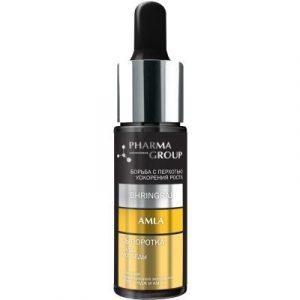 Сыворотка для волос Pharma Group Сила аюрведы брингарадж + амла