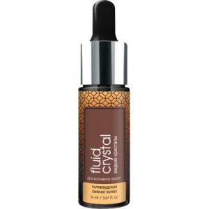 Сыворотка для волос Pharma Group Жидкий силикон для кончиков волос Fluid Crystal