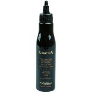 Сыворотка для волос Phytorelax С кератином для разглаживания волос