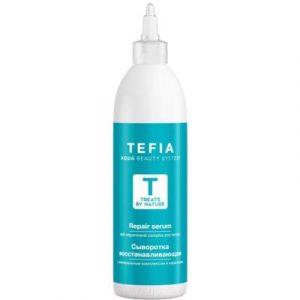Сыворотка для волос Tefia Treats By Nature Восстанавливающая с минеральным комплексом