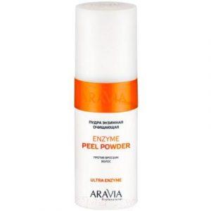 Тальк для депиляции Aravia Пудра Professional Enzyme Peel-Powder против вросших волос