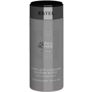 Текстурирующая пудра для волос Estel Alpha Homme для создания объема волос