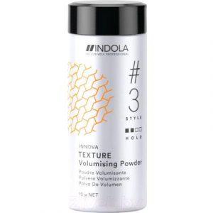 Текстурирующая пудра для волос Indola Innova №3 Texture Volumising Powder