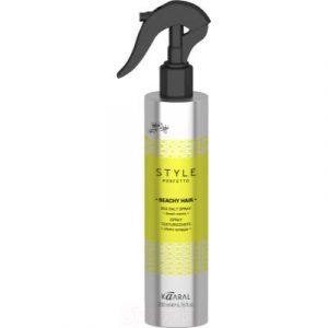 Текстурирующий спрей для волос Kaaral Style Perfetto Beachy солевой текстурирующий