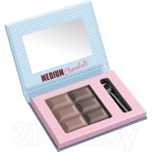Тени для бровей Misslyn Brow Duo Eyebrow Powder 374.4