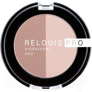 Тени для век Relouis Pro EyeShadow Duo тон 101