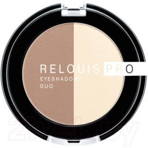 Тени для век Relouis Pro EyeShadow Duo тон 102