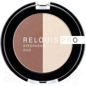 Тени для век Relouis Pro EyeShadow Duo тон 103