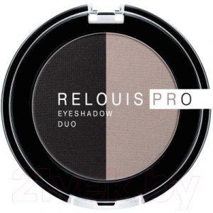 Тени для век Relouis Pro EyeShadow Duo тон 106