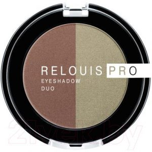 Тени для век Relouis Pro EyeShadow Duo тон 110