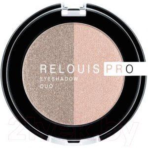 Тени для век Relouis Pro EyeShadow Duo тон 112