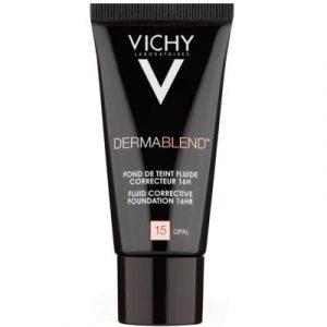 Тональный флюид Vichy Dermablend опаловый оттенок