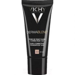 Тональный флюид Vichy Dermablend тон 30