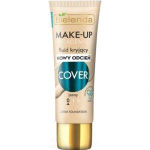 Тональный крем Bielenda Make-Up Academie Cover №00 светлый