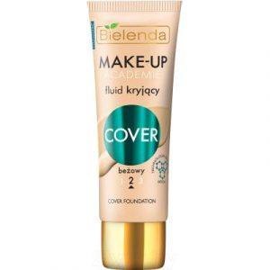Тональный крем Bielenda Make-Up Academie маскирующий тон бежевый