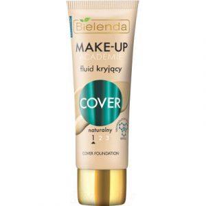 Тональный крем Bielenda Make-Up Academie маскирующий тон светлый