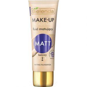 Тональный крем Bielenda Make-Up Academie Matt тон бежевый