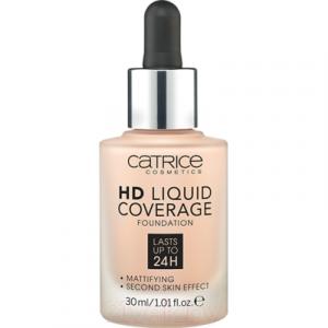 Тональный крем Catrice HD Liquid Coverage тон 010