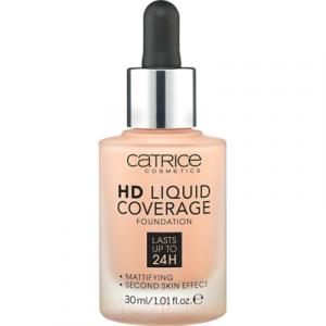 Тональный крем Catrice HD Liquid Coverage тон 020