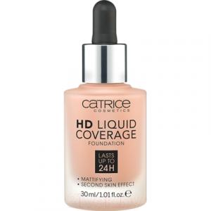 Тональный крем Catrice HD Liquid Coverage тон 040