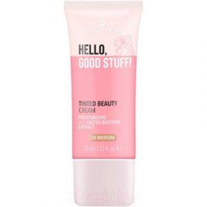 Тональный крем Essence Hello Good Stuff! Tinted Beauty Cream тон 20