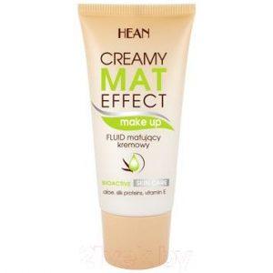 Тональный крем Hean Creamy Mat Effect тон 01